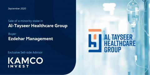 Al Tayseer Group transaction